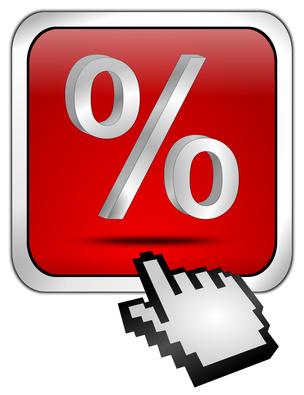самый маленький процент по кредиту: