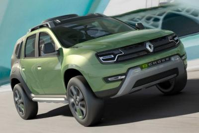 Renault Duster ������� ������������� �����
