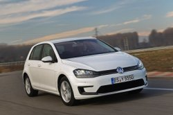 Volkswagen e-Golf дебютирует в Женеве