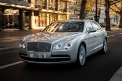«Доступная» модификация Bentley Flying Spur