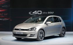 ������� � �������� Volkswagen Golf Edition