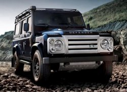 "Land Rover Defender ""Русские Витязи"""