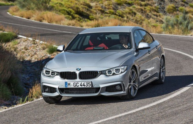 �������� BMW �� ����� ��������� ���������� �4 Gran Coupe