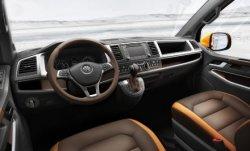 Volkswagen Tristar салон