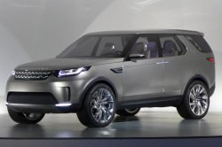 �������� �� Land Rover �������� ������� ���� �� Discovery Sport