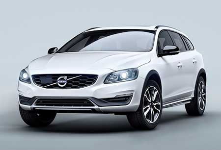 Volvo ���������� ���� ����������� ������ V60 Cross Country