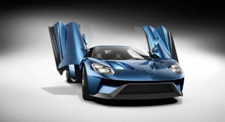 ������� 2015: ������������ 2017 Ford GT