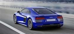 Электрокар с автопилотом: Audi R8 e-tron piloted driving