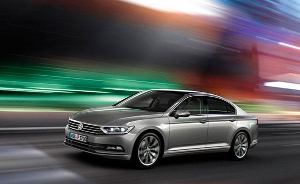 Новый Volkswagen Passat стал доступнее для российских клиентов