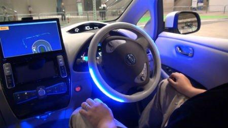 К 2020-ому году в Китайская республика начнется массовое производство беспилотных авто