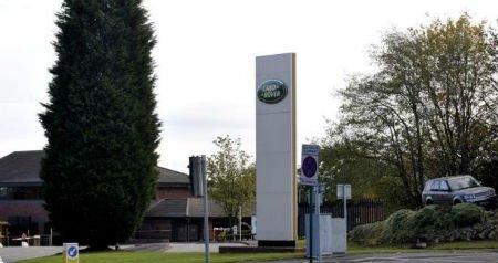 Укомпании Ягуар  Ленд Ровер  похитили двигатели на3,7 млн долларов