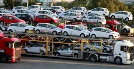 В прошлом году импортировано наименее 270 тыс. машин