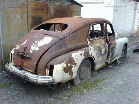 Камчатка вновь возглавила рейтинг регионов Российской Федерации ссамыми старыми машинами