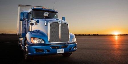 Тойота  представила миру собственный  грузовой автомобиль  наводороде Project Portal