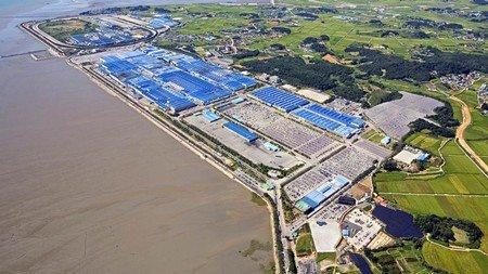 Кия Motors построит завод вИндии