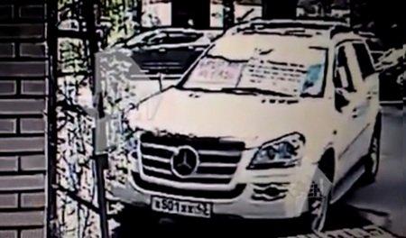 Вместо сигнализации— бомба: владелец Мерседес-Бенс удивил полицию столицы