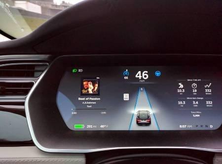 Автопилот Tesla стал опасным для велосипедистов