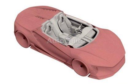 Хонда обнародовала кадры первого авто спрямоугольным рулём