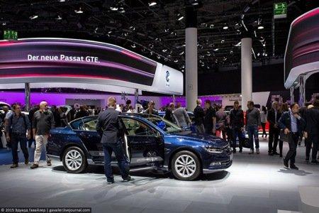 Девять крупнейших автобрендов не будут участвовать в мотор-шоу во Франкфурте