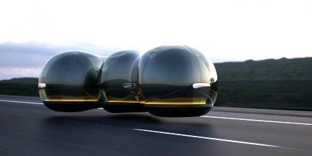 Для Рено выдумали шарообразное транспортное средство будущего