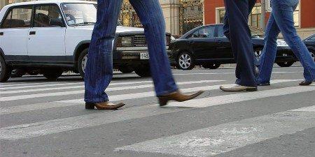 Занепропуск пешеходов будут облагать штрафом серьёзнее