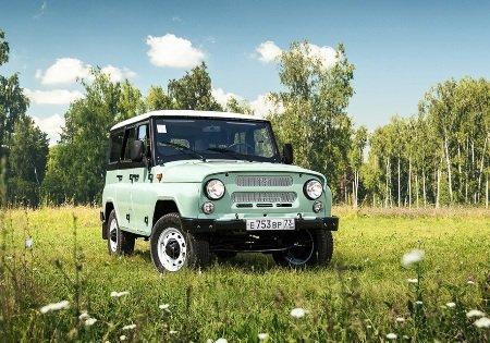 На авторынке Голландии появятся три модели УАЗов