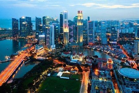 Сингапур запретит регистрацию новых авто до 2020г.