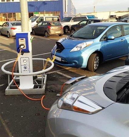 Всамом начале года количество электромобилей вгосударстве Украина возросло вдвое
