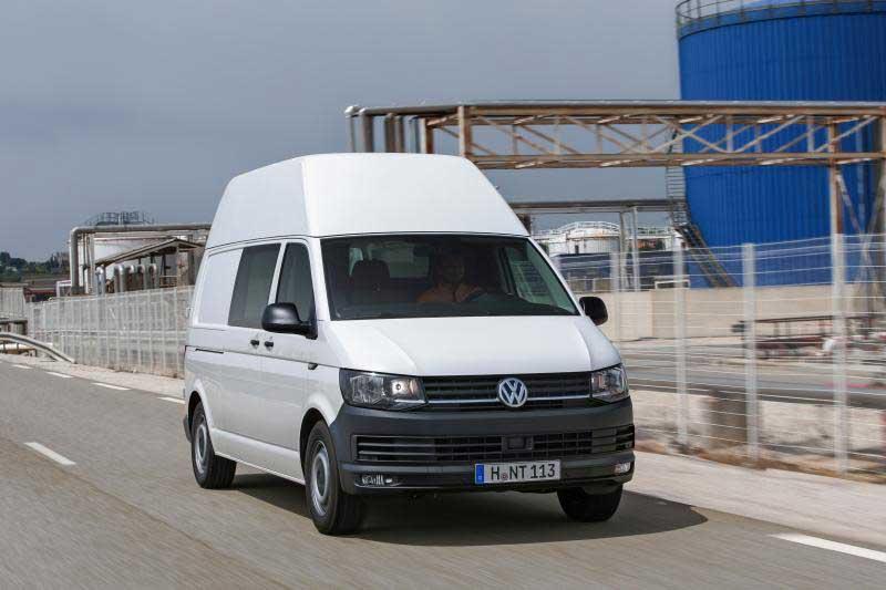 VW объявил оначале продаж Transporter Kasten AllCity в Российской Федерации