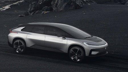 Работники Faraday Future основали нового производителя электромобилей