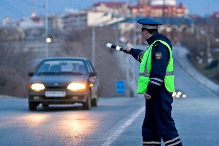 В Российской Федерации  сократят 10 000  должностей вГАИ