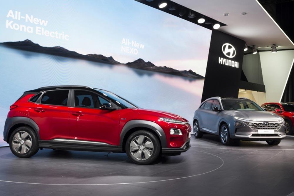 Дизайн будущих новинок от Hyundai показали наконцепте без фар