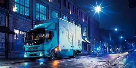 Volvo выпускает конкурента Tesla Semi