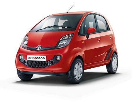 Самый доступный автомобиль вмире Tata Nano сняли спроизводства