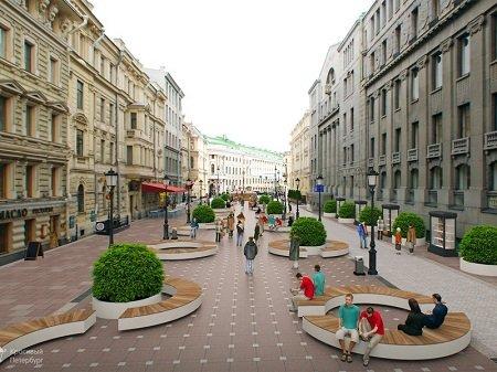 Минтранс объяснил, как должны быть устроены пешеходные переходы