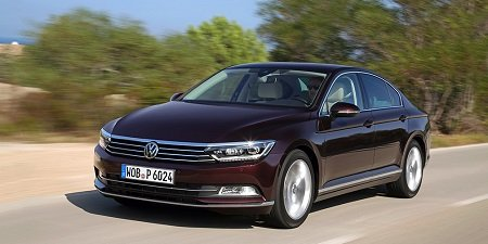 В РФ отзовут автомобили VW Passat
