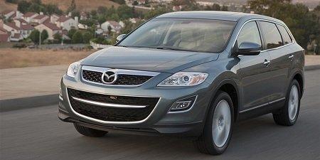 В Российской Федерации отзывают больше 2-х тыс. авто Мазда