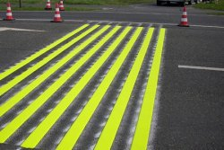 Новый вид разметки на дорогах: уже скоро