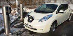 В России растут продажи электромобилей