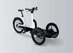 Грузовой электровелосипед Cargo e-Bike изменит представление о передвижении по городу