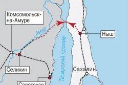 Стали известны подробности строительства мега моста на Сахалин