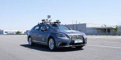 Lexus начинает тесты беспилотников в Бельгии