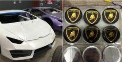 В Бразилии полиция обнаружила завод с фальшивыми Ferrari
