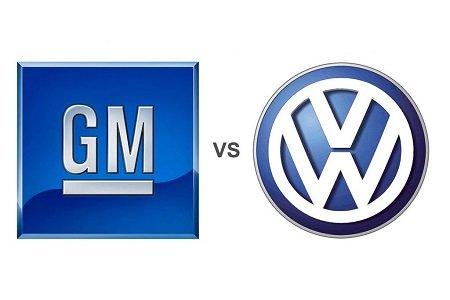 Автоконцерны «Дженерал моторс» и«Фольксваген» прекратят выпуск машин сгибридными моторами