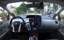 «Яндекс» начал тесты автономных ТС без водителей (Видео)