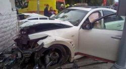 Рэпер, устроивший громкое ДТП в Москве, был «под кайфом»