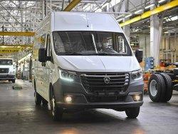ГАЗ начал производство электромобилей