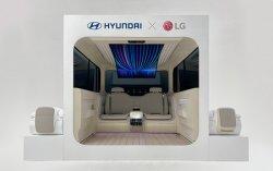 Hyundai показал, как будет выглядеть салон электрокаров