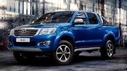 Toyota объявила второй за год отзыв в России