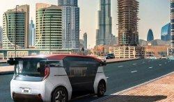 В такси Дубая появятся беспилотники